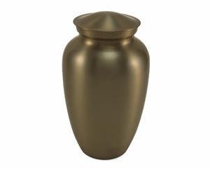 Bronze Gloss Urn