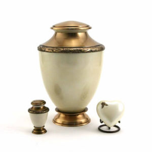 Artisan Pearl Urn