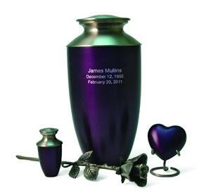 Monterey Purple Urn