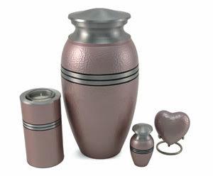 Legacy Pink urn
