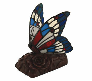 Butterfly Lamp Blue