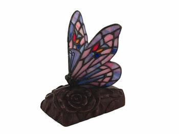 Butterfly Purple Light