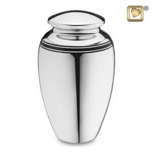 Art deco large urn