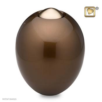 Loveurns bronze urn