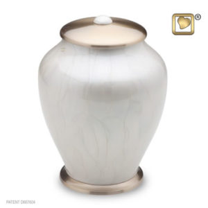Large Pearl Urn