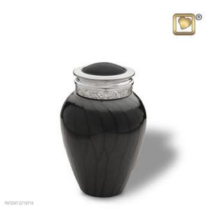 medium blessings midnight urn