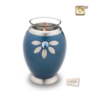 Nirvana azure tealight