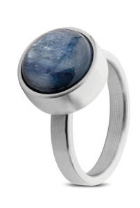 Kyanite Ring Silver
