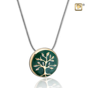 Tree of Life Ash Pendant