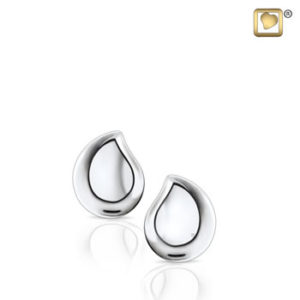 Teardrop (Silver) Earring