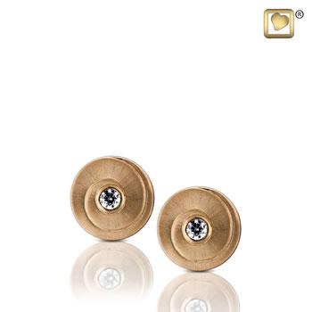 Eternity (Gold) Earring