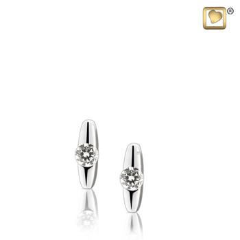 Hope (Silver) Earring