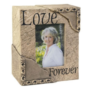 Love forever adult urn