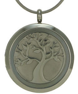 Tree (pewter with two inserts)