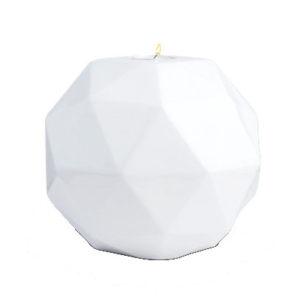 Hope White large urn